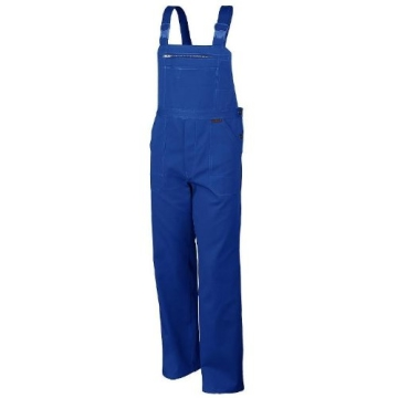Qualitex Arbeits-Latzhose BW 270 - mehrere Farben 54,Kornblau -