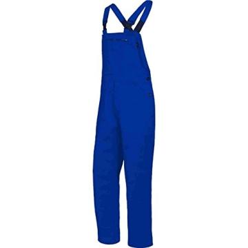 SHIELD Latzhose Plus, königsblau Größe 60 - 1