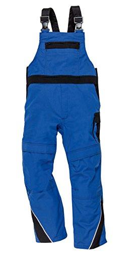 Works Kinderlatzhose 100% Baumwolle in blau-schwarz 2775/4 in Größe 116 -