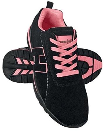 Arbeitsschuhe Sicherheitsschuhe ARGENTINA Schuhe Gr.36-41 Schutzschuhe Damenschuhe Stahlkappe (37) -
